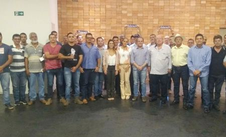 """Jardim: """"Visando às eleições, PSL realizou encontro em Jardim"""","""