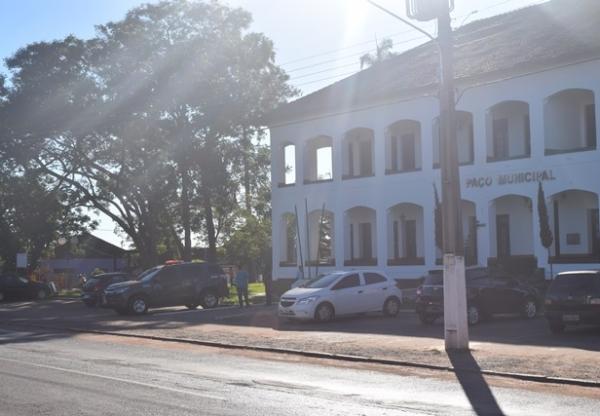 Gaeco cumpre mandados de prisão  em prefeitura e secretarias do interior