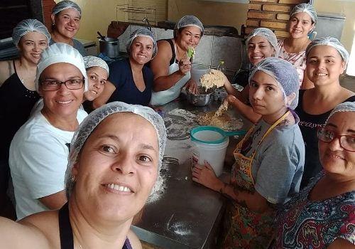 Cursos de pães, bolos e outros quitutes fazem sucesso em Bela Vista