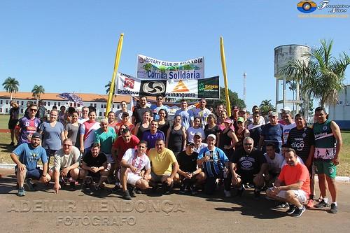 6ª corrida solidária do Rotary Club de Bela Vista – Premiação