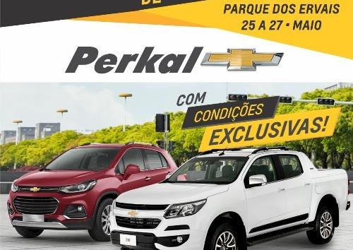 1º Feirão de Fabrica Perkal Chevrolet em Ponta Porã