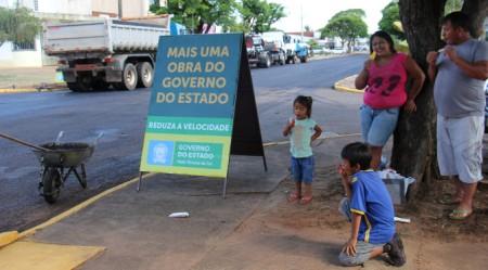 Com R$ 45 milhões em investimentos, Reinaldo Azambuja realiza agenda em sete municípios em três dias