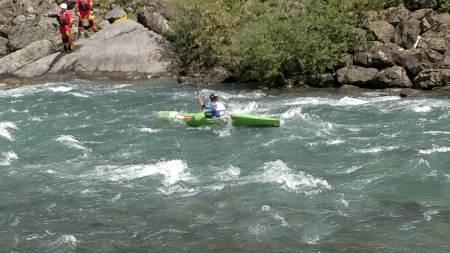Campeonato Mundial de Canoagem de Descida acontece na Suiça