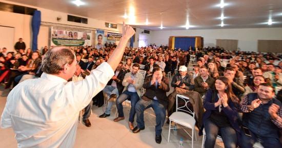 Pré-candidatura de Marcelo Miglioli lançada na Fronteira e no Cone Sul