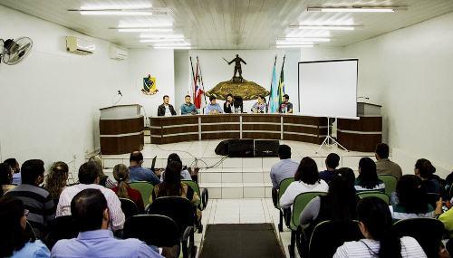 Antônio João:Saúde presta contas do 1º quadrimestre durante audiência pública