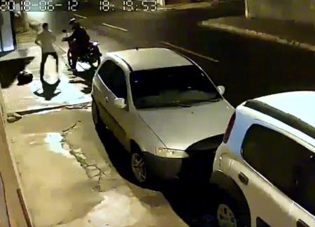 Militar conhecia e jogava bola com  homem que o matou durante roubo