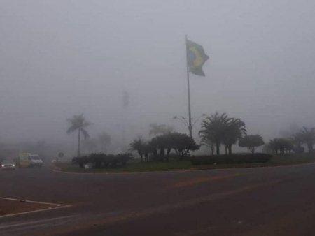 Bela Vista teve sensação térmica de 5ºC e geada deve chegar a 7 municípios