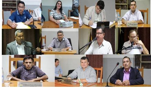 Vereadores de Bela vista 'limpam' pauta de projetos em última sessão do semestre