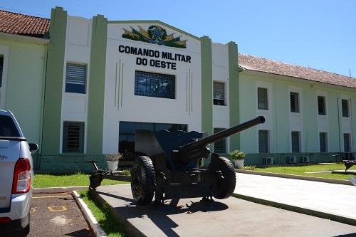 9ª Região Militar abre seleção para oficiais e sargentos temporários do Exército