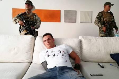 Chefe regional do PCC no Paraguai é preso em mansão em Assunção