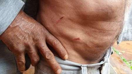 Índios invadem fazenda, torturam e fazem caseiro refém por 6h