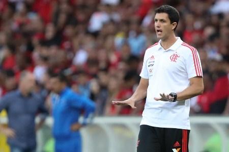 Barbieri acha que vitória do Flamengo devolve a confiança