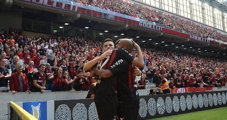 Furacão surpreende e vence o Flamengo com tranquilidade na Arena