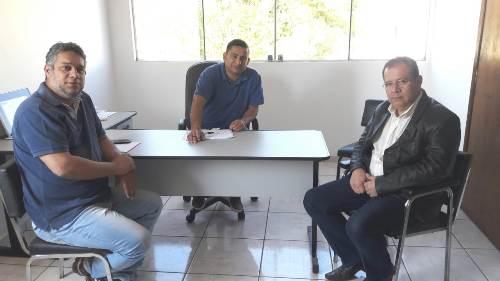 A pedido do vereador Marquinhos Lino e Xitinho INCRA iniciam vistoria para regularização de lotes em Assentamento