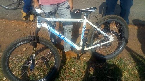 Polícia Militar de Jardim recupera três bicicletas furtadas