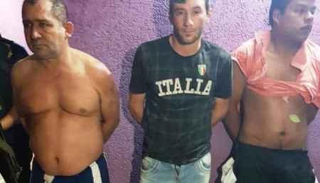 Três são presos na fronteira suspeitos de executar policial paraguaio na fronteira