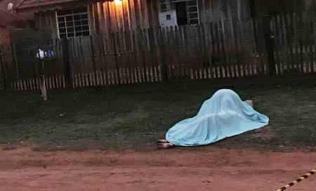 Em Bela Vista, homem mata a esposa a facadas e comete suicídio em seguida