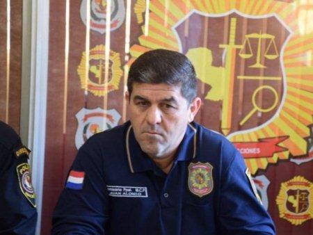Ex-chefe da polícia na fronteira com MS é preso por apoiar traficantes