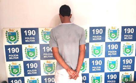 Equipe de Trânsito da Polícia Militar de Jardim recaptura evadido do Sistema Prisional