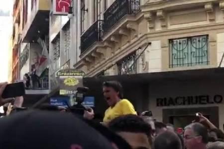 URGENTE: Bolsonaro é esfaqueado em Juiz de Fora