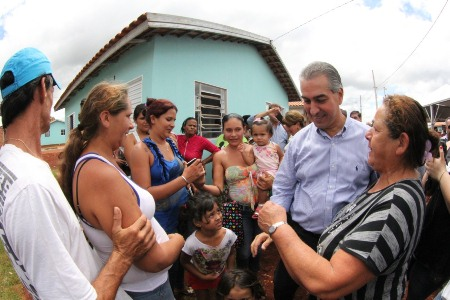 Programa de habitação do Reinaldo entregou mais de 26 mil novas casas fortalecendo a gestão municipalista