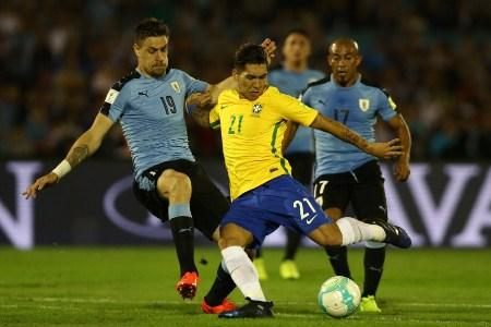 Seleção Brasileira fará amistoso diante do Uruguai em Novembro