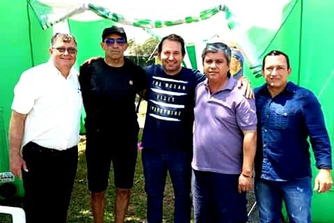 Empresário Daniel Palomares e desportista Darci Freitas recebem Moção de Aplausos