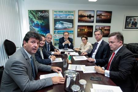 Bancada sul-mato-grossense define 15 emendas para a Lei Orçamentária
