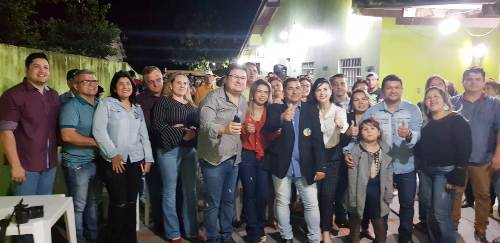 Vereador Xitinho agradece a confiança dos eleitores que votaram na deputada Mara Caseiro e Tereza Cristina