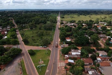Em Bela Vista, gestão Reinaldo Azambuja levou melhorias para áreas urbana e rural