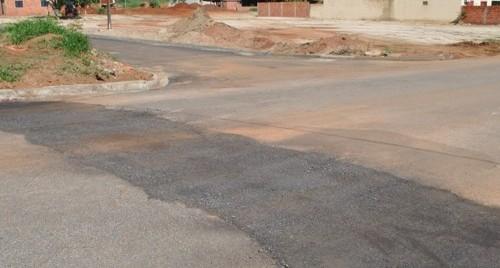 Prefeitura de Caracol realiza Operação Tapa Buraco nas ruas da cidade