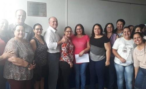 Prefeito Manoel Viais reinaugura Escola João José leite da Silva