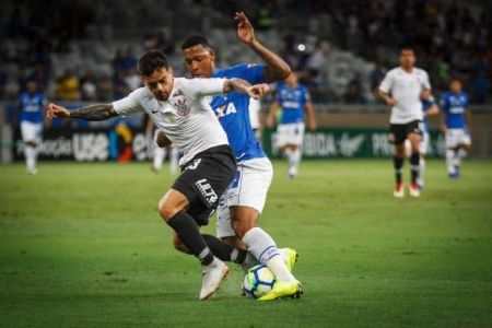 Corinthians perde e segue pressionado pela zona de rebaixamento