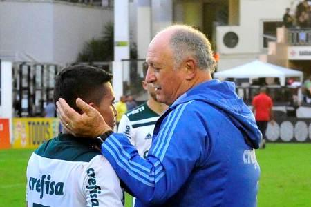 """Felipão desabafa por 7 a 1 e valoriza """"cobrança incisiva"""" no Palmeiras"""
