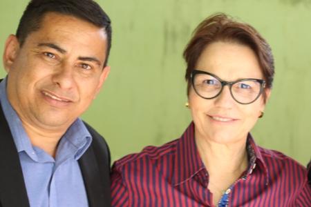 Vereador Xetinho parabeniza Tereza Cristina indicada para o Ministério da Agricultura