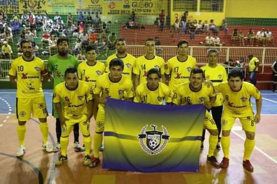 Time Amigos do P10 na final da Copa RBV-Lions