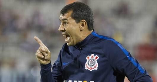Jair Ventura teve desempenho de rebaixado no Campeonato Brasileiro