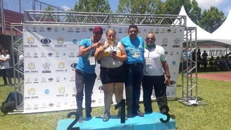 Antônio João:Equipe da Apae participa da XXII Olimpíadas Especiais das Apaes no RS