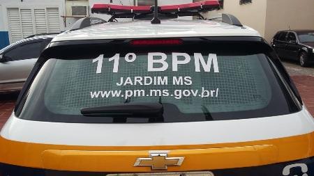 Polícia Militar de Jardim divulga as principais ocorrências atendidas durante o final de semana