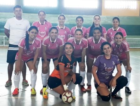Fênix Bela Vista fica em quarto Lugar na 1º Copa Princesa do Sul de Futsal Feminino