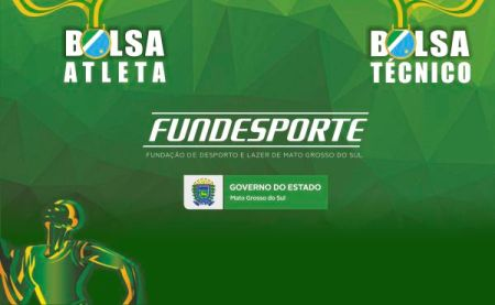 Fundesporte publica inscrições deferidas e indeferidas no Programa Bolsa-atleta e Bolsa-técnico 2019