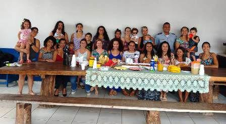 CPA-3 / 11º BPM: Policiais Militares Femininas realizam mais um encontro de fim de ano