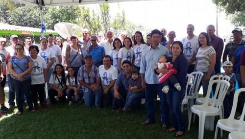 Prefeitura de Caracol Realiza ação Rural na região do Alegre