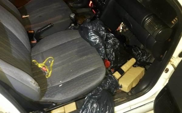 Polícia Militar de Nioaque apreende 89 Kg de maconha e prende 4 traficantes
