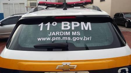 Em ação conjunta, Policiais e Bombeiros Militares evitam suicídio em Jardim
