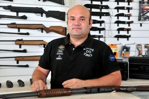 Compra de armas aumenta 60% mas ainda faltam informações para os interessados
