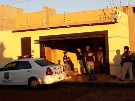Polícia faz operação para prender pistoleiros de Minotauro na fronteira