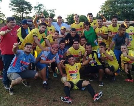 Copa Paraguay 2.019 – Eliminatória etapa Departamental de Amambay