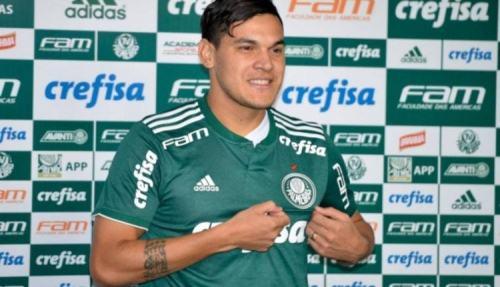 Palmeiras recusa sondagem de R$ 75 milhões por Gustavo Gómez
