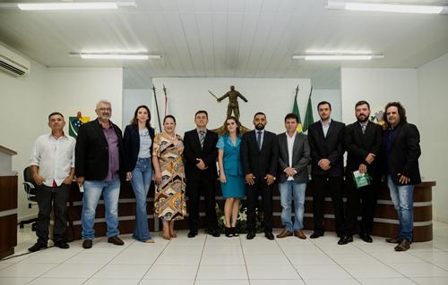 Vereadores retomam trabalhos com plenário lotado em Antônio João